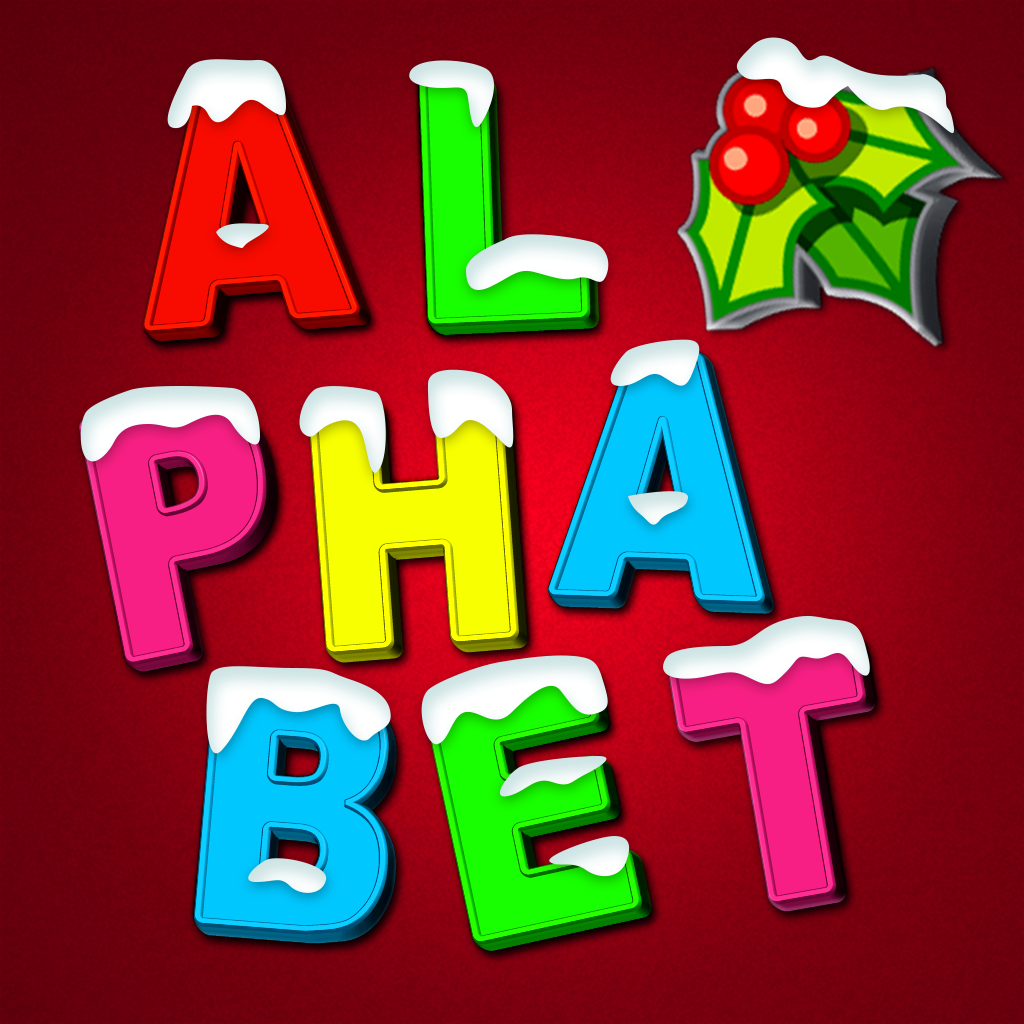 ABC - Magnetic Alphabet Lite for Kids - Christmas Special!